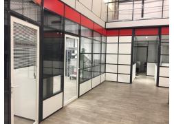 Verplaatsbare scheidingswanden - voor kantoor PROVOST