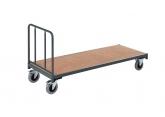 Magazijnwagens voor volumineuze goederen – 1 duwbeugel in buis PROVOST