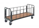 Magazijnwagens voor volumineuze goederen – 4 zijwanden in buis PROVOST