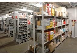 Legbordstelling voor onderdelen en bulkgoederen PROVOST