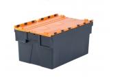 Bac navette 600 x 400 mm - orange PROVOST