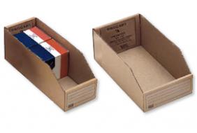 Kartonnen magazijnbakken PROVOST