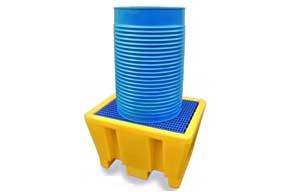 Opvangbakken uit polyethyleen PROVOST