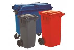 Afvalcontainers en vuilnisbakken PROVOST