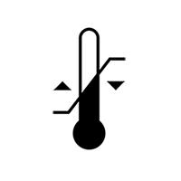 De gebruikstemperatuur